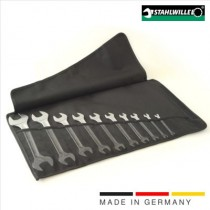 Stahlwille 10/10 double open-end wrench set