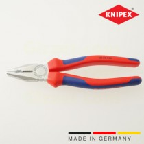 Knipex 200mm combination pliers chrome