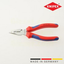 Knipex pointed nose combination plier, chrome