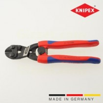 Knipex CoBolt bolt-cutter type pliers, multi-component grips