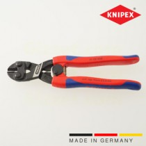 Knipex CoBolt pliers with blade recess and opening spring