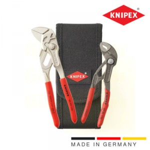 Knipex Minis pliers set Cobra and pliers wrench