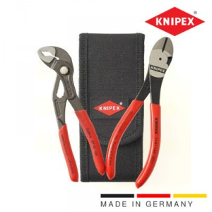 Thumbnail Knipex Minis pliers set Cobra and diagonal cutter