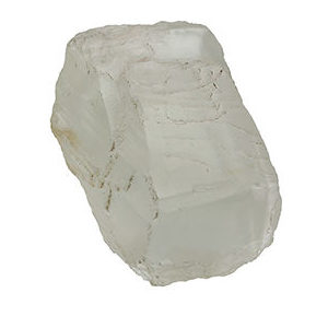 Orthoclase crystal